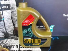 Olej silnikowy Syntium 5000XS 5W-30