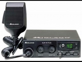 Radio CB Midland ALAN 100+PL