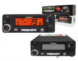 Radio CB PRESIDENT TOMMY ASC
