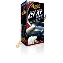 Smooth Surface Clay Kit - Zestaw do czyszczenia i pielęgnacji lakieru