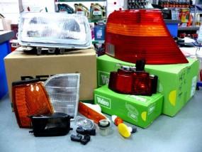 Części elektryczne VW, FIAT, OPEL, FORD, RENAULT, CITROEN, PEUGEOT