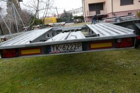 Przyczepa samochodowa ciężarowa LAWETA- TK6222P