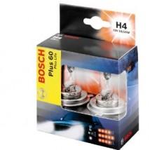 Żarówki Bosch Plus 60 H4 - zestaw