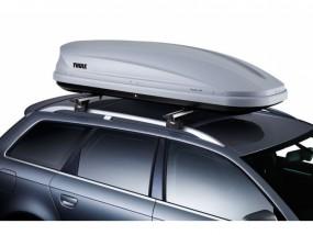 Box bagażowy THULE Pacific 600 Aeroskin czarny/szary