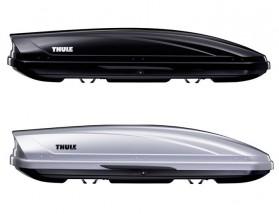 Box bagażowy Thule Motion 600 srebrny/czarny
