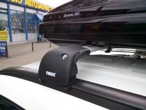 Bagażnik bazowy THULE WingBar Edge 9592+kit 4027