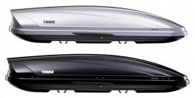 Box bagażowy Thule Motion 900 srebrny/czarny