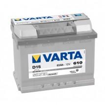 Varta Silver 63Ah  610A D15  Dostawa Gratis