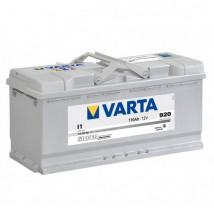 Varta Silver 110Ah  920A I1  Dostawa Gratis