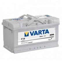 Varta Silver 85Ah  800A F18  Dostawa Gratis