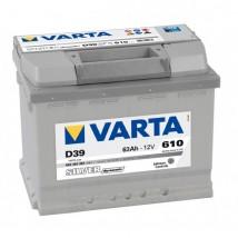 Varta Silver 63Ah  610A D39  Dostawa Gratis