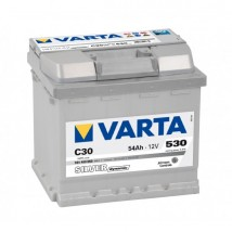 Varta Silver 54Ah  530A C30  Dostawa Gratis