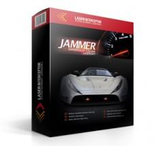 Jammer laserowy