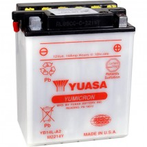 Akumulator motocyklowy YUASA YB14L-A2 14Ah