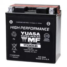 Akumulator motocyklowy YUASA YTX20CH-BS 18Ah