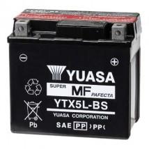 Akumulator motocyklowy YUASA YTX5L-BS 4Ah