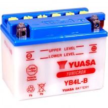 Akumulator motocyklowy YUASA YB4L-B 4Ah