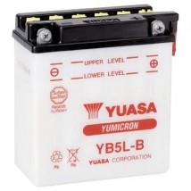 Akumulator motocyklowy YUASA YB5L-B 5Ah
