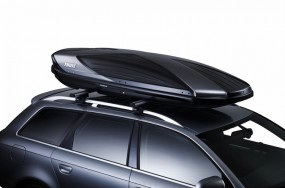 Box bagażowy THULE 611906 Excellence XT czarno - tytanowy