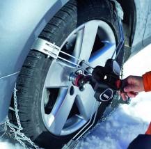 Łańcuchy śniegowe Thule K-Summit XXL K77 do samochodów SUV/Van o wadze powyżej 2 ton