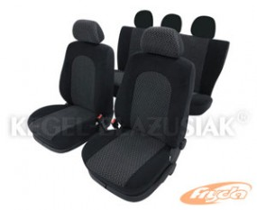 Pokrowce Samochodowe ATLANTIC AIR Bag czarne 5-1192-231-4010
