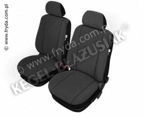 Pokrowce Samochodowe na przednie fotele SCOTLAND front 5-1229-233-4020