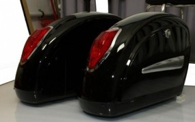 Kufry boczne motocyklowe