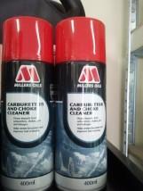 Millers Oils Choke Cleaner 400ml