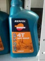 Repsol Off Road 4T 1L
