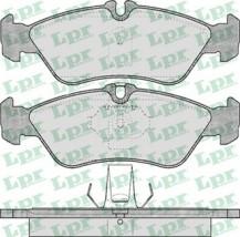 KLOCKI HAMULCOWE MERCEDES SPRINTER 308/312/314/ VW LT 35 GR.18,5MM /TY LPR 05P610