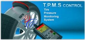 Zestaw do aktywacji czujników i pomiaru ciśnienia w oponach VT 30