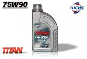 Olej przekładniowy FUCHS SINTOPOID 75W90