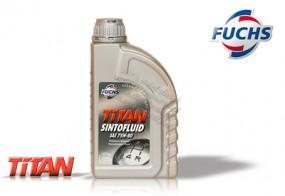 Olej przekładniowy FUCHS TITAN SINTOFLUID 75W80