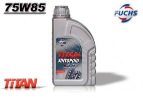 Olej przekładniowy FUCHS SINTOPOID FE 75W85