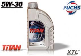 Olej silnikowy FUCHS GT1 PRO FLEX 5W30 XTL