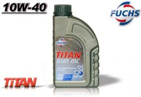 Olej silnikowy FUCHS TITAN SYN MC 10W40