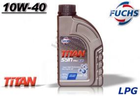 Olej silnikowy FUCHS TITAN SYN PRO GAS 10W40