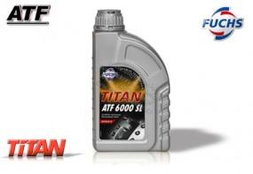 Olej przekładniowy FUCHS TITAN ATF 6000 SL