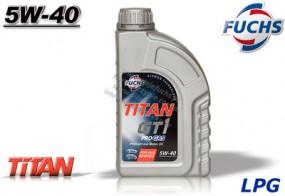 Olej silnikowy FUCHS TITAN GT1 PRO GAS 5W40