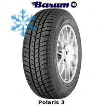 OPONA ZIMOWA 195/65R15 BARUM POLARIS3 91H