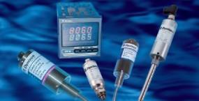 Czujniki ciśnienia masy i temperatury