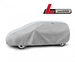 Pokrowiec ochronny na samochód Mobile Garage L-minivan do aut  o dł. 410 - 450 cm