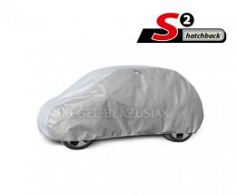 Pokrowiec na samochód Mobile Garage S2 - hatchback do aut o dł. 320 - 332cm
