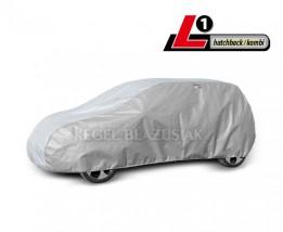 Pokrowiec ochronny na samochód Mobile Garage L1-hatchback do aut o dł 405 - 430 cm