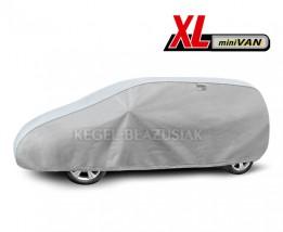 Pokrowiec ochronny na samochód Mobile Garage XL - minivan do aut o dł. 450 - 485 cm