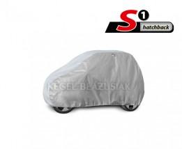 Pokrowiec ochronny na samochód Mobile Garage S1 - hatchback