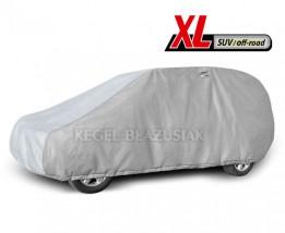 Pokrowiec ochronny na samochód Mobile Garage XL - SUV/offroad do aut o dł. 450 - 510cm