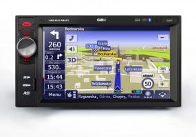 Stacja multimedialna nawigacja radio GMS6501
