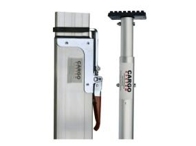Belki aluminiowe o długości 2,4 - 2,7m