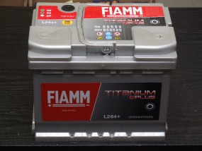 Akumulator FIAMM 12v 64ah 610a